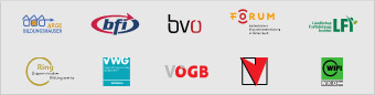 BVO, Austrian Adult Education Centres, ARGE Bildungshäuser, WIFI, Austrian Federal Economic Chamber