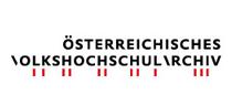 Logo Österreichisches Volkshochschularchiv